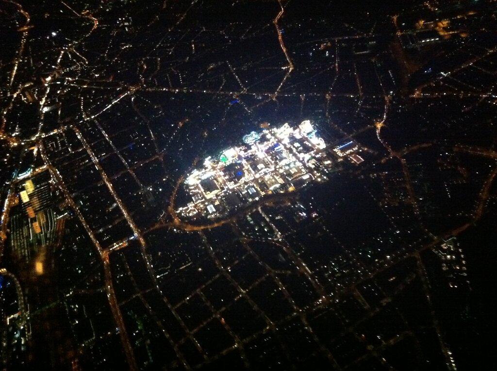 22.09.2011 Toulouse - München   Wiesn aus 6.000 ft