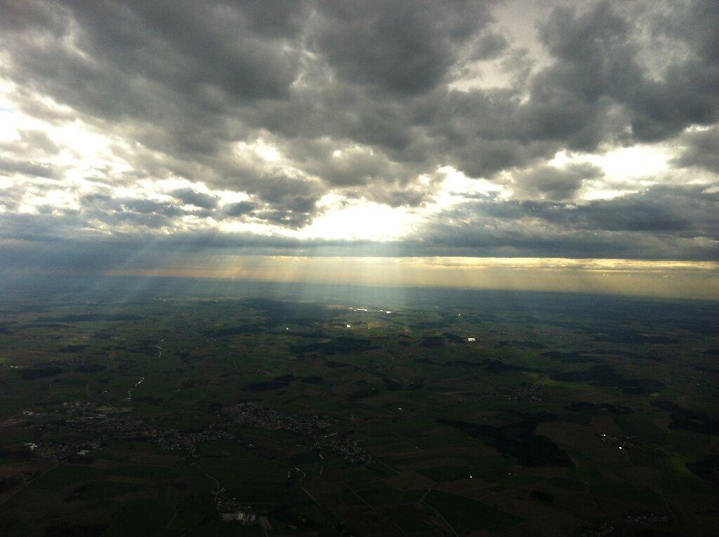10.04.2012 Danzig - München | God's light