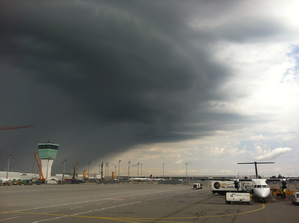 19.07.2012 München | Weltuntergang