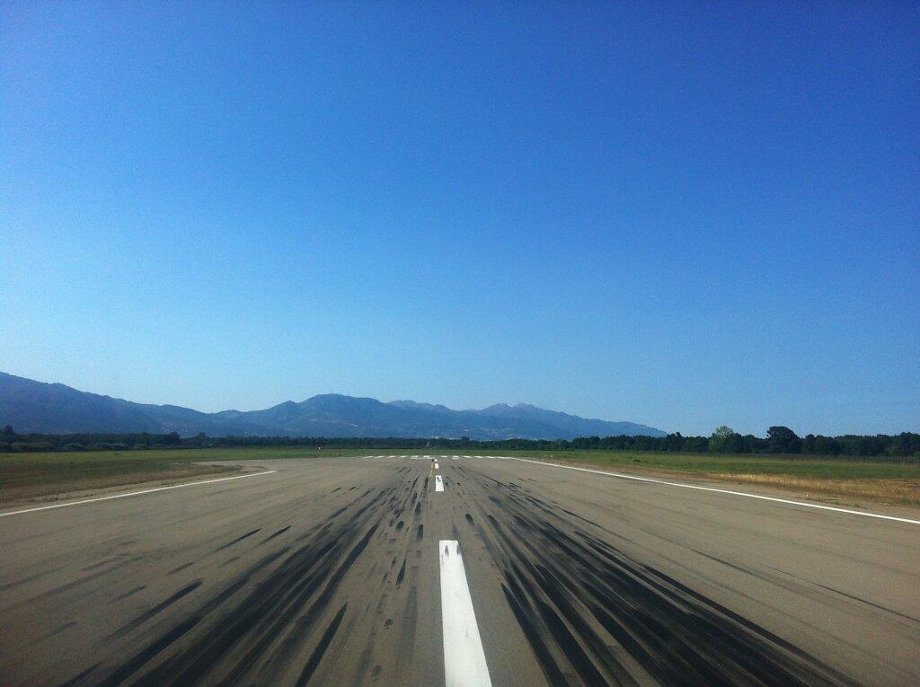 11.08.2012 Bastia | Runway-Sightseeing