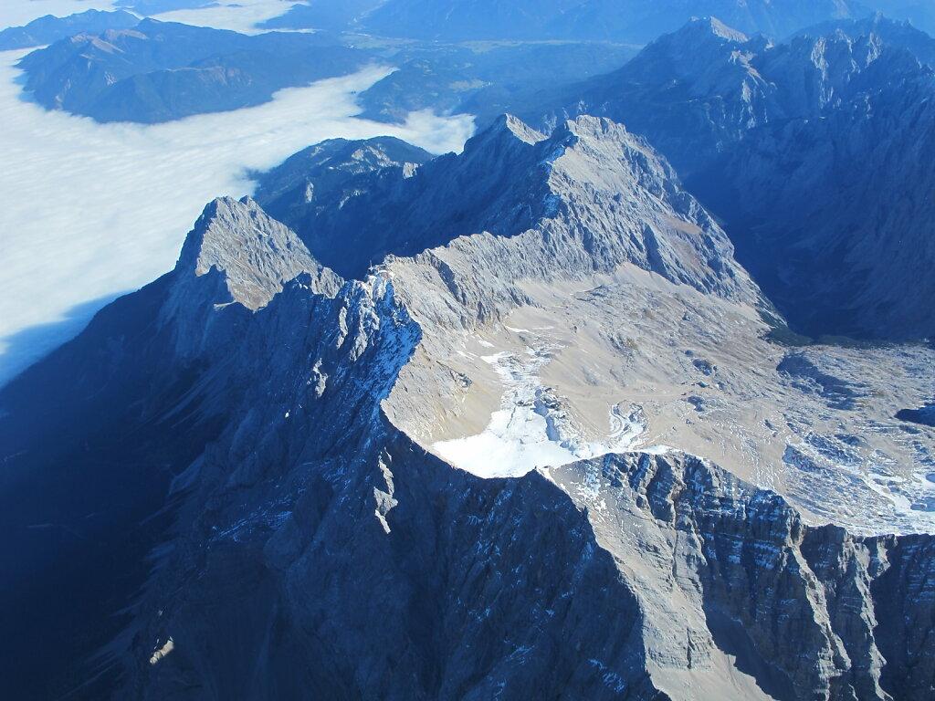 23.10.2012 Bologna - München | Zugspitze - schönster Berg Deutschlands mit Alpspitze