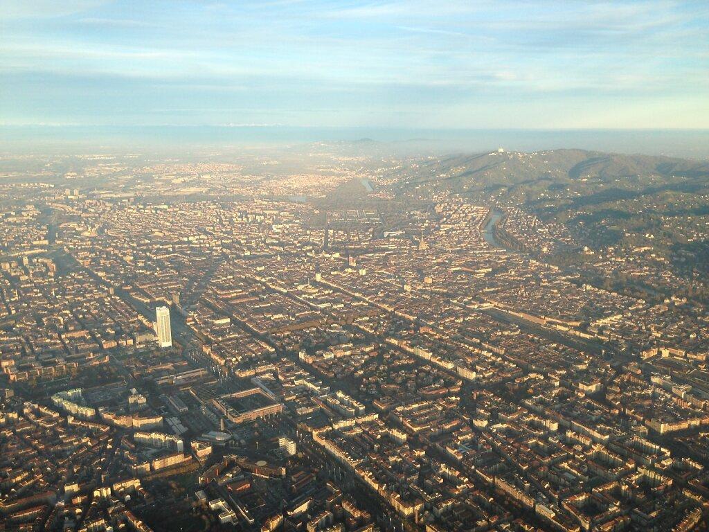 19.11.2014 München - Turin | Turin