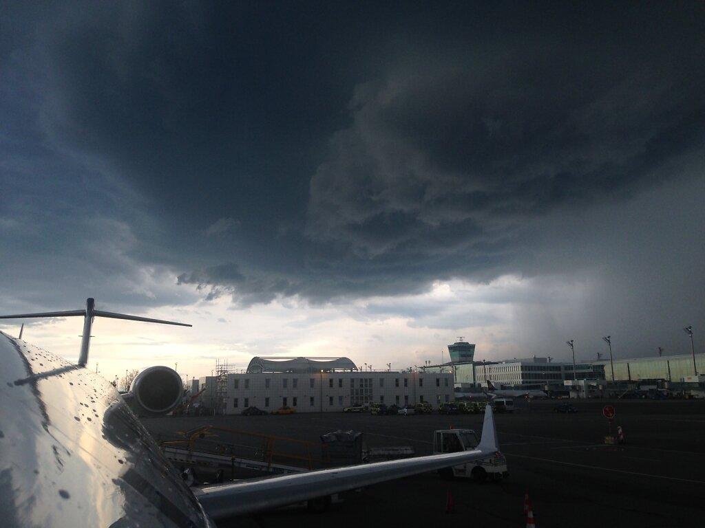 24.08.2015 München | Gewitter über München 2