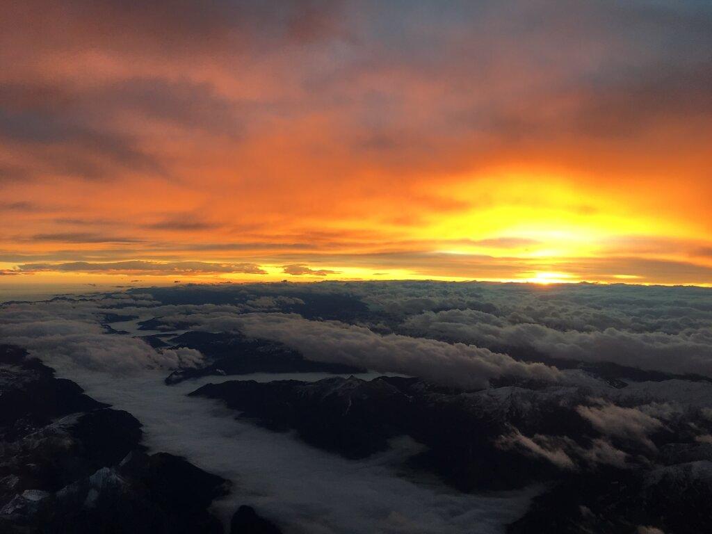 29.10.2018 Ancona - München | Sunrise 1