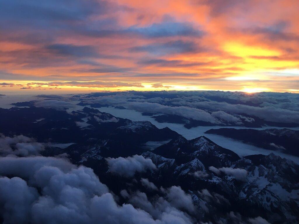 29.10.2018 Ancona - München | Sunrise 2