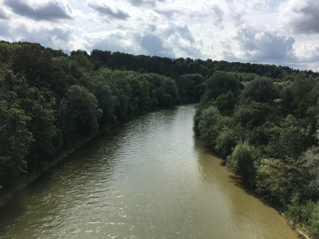 21.08.2017 Isar ohne Ende...