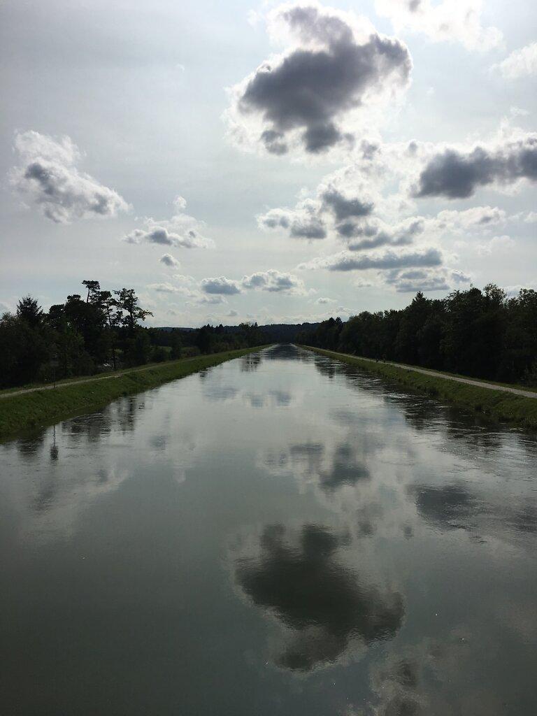 21.08.2017 Isarwehrkanal