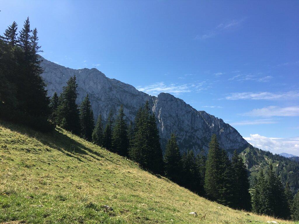 23.08.2017 Die Benediktenwand...
