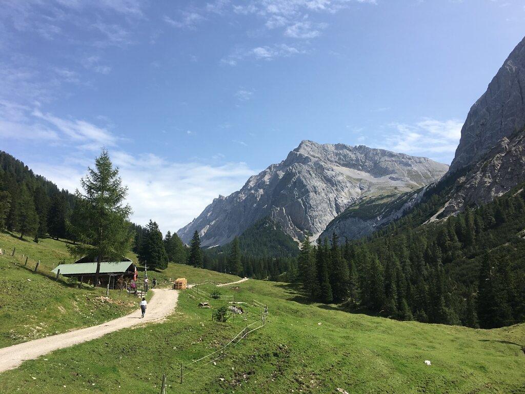 26.08.2017 Die Speckkarspitze