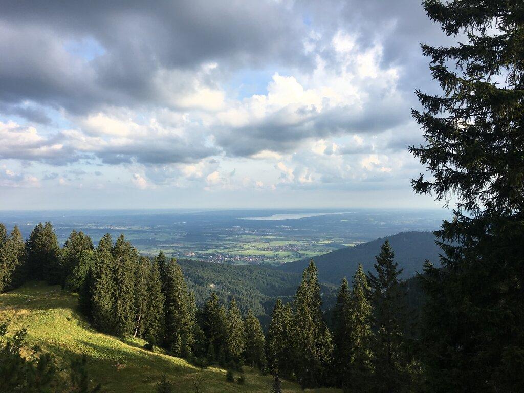 24.08.2017 Der Starnberger See