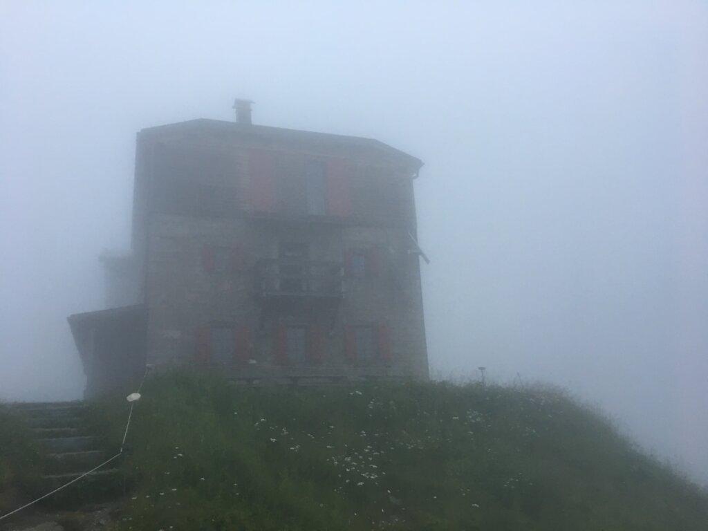10.08.2018 Nebel am frühen Morgen