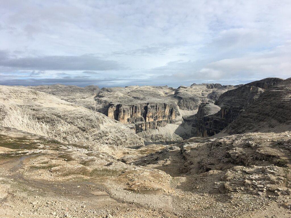 14.08.2018 Bizarre Landschaft
