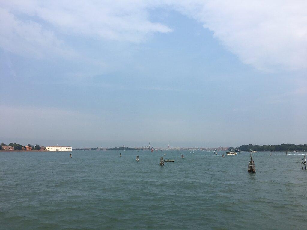 24.08.2018 Venedig rückt näher