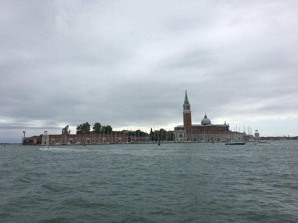 26.08.2018 San Giorgio Maggiore