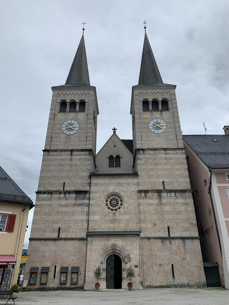 04.08.2021 Stiftskirche Berchtesgaden