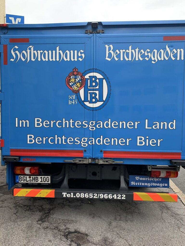 04.08.2021 Boarischer Rettungswagen