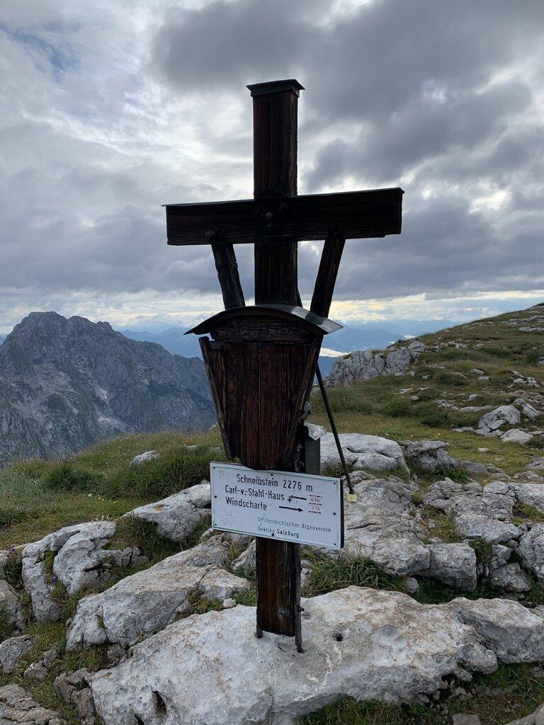 06.08.2021 Schneibstein