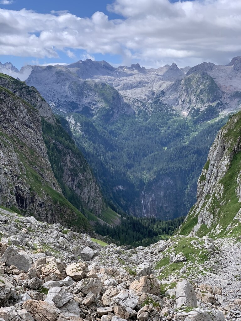 06.08.2021 Deutschlands höchster Wasserfall