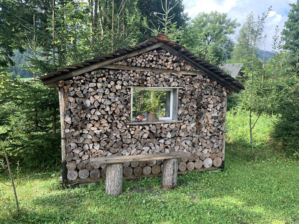 """18.08.2021 Ein """"Holzhaus"""""""