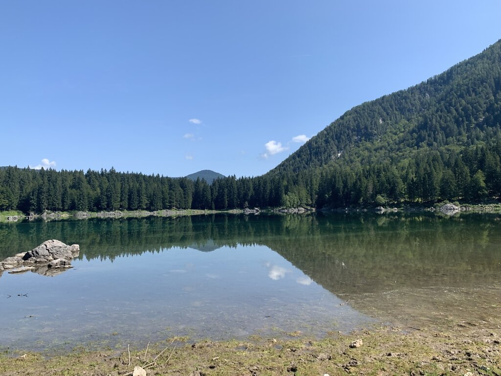 21.08.2021 Der obere Weißenfelser See