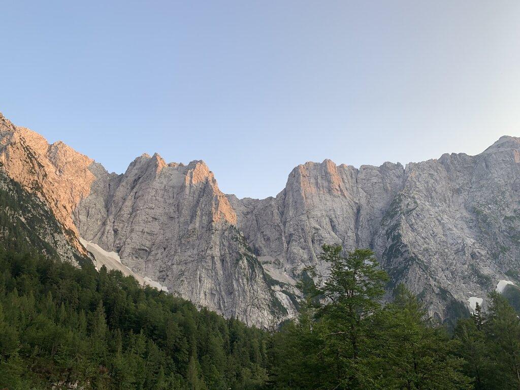 21.08.2021 Alpenglühen
