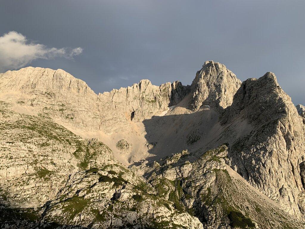 23.08.2021 Die Berge glühen wieder