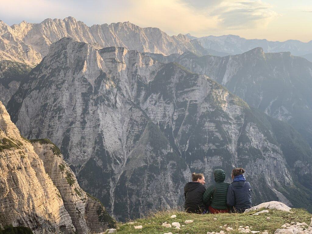 23.08.2021 Berge genießen