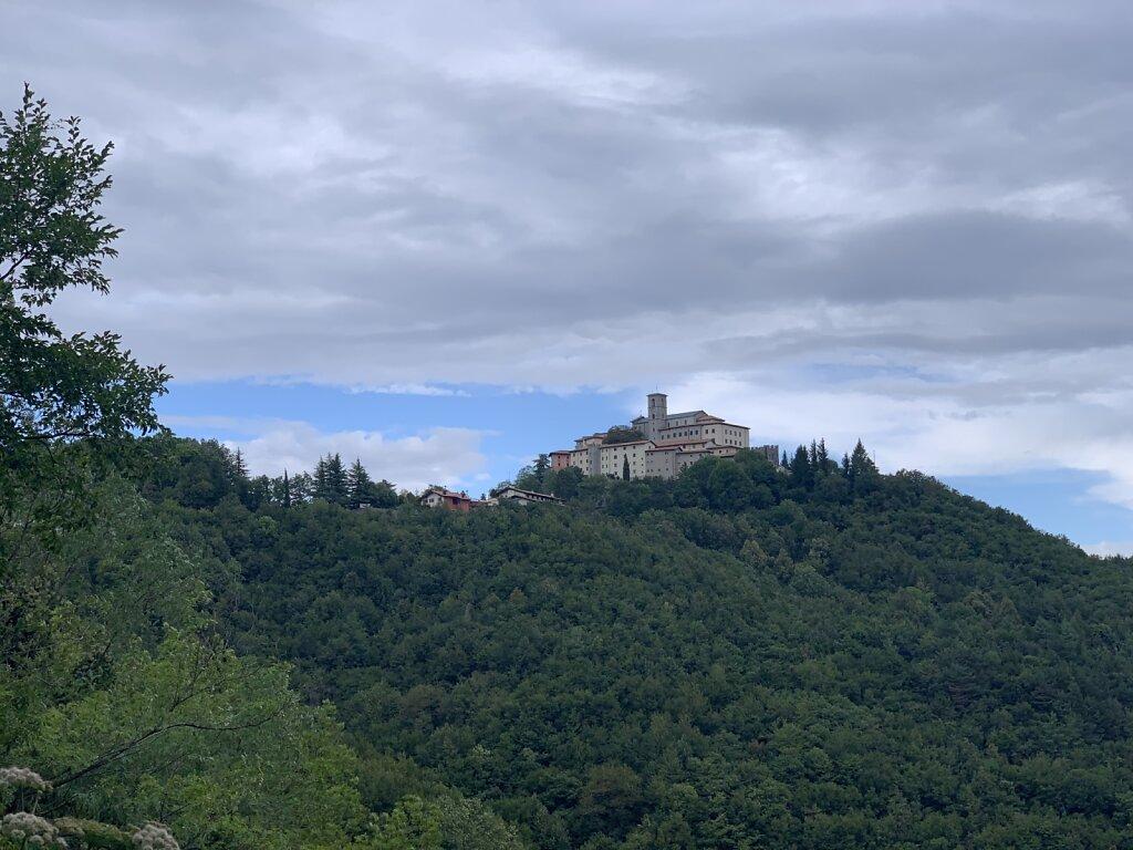 28.08.2021 Das Kloster im Rückspiegel