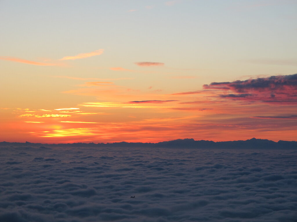 05.02.2018 Posen - München | Sunrise