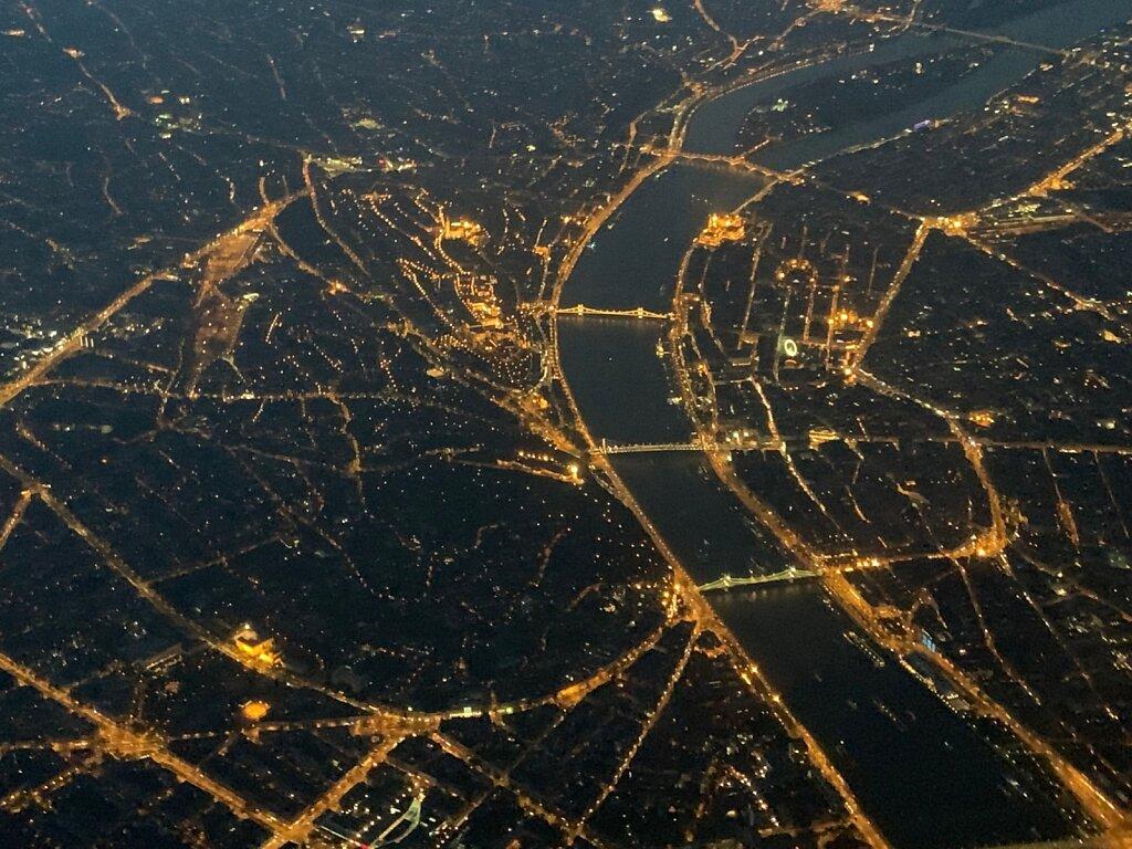 01.05.2019 Budapest - München | Budapest @night